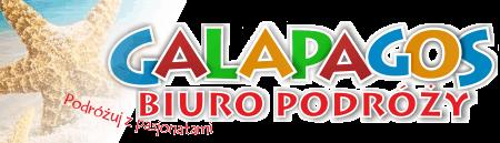 Biuro podróży GALAPAGOS Ciechanów www.wyspapodrozy.pl wczasy, wycieczki, podróże, wycieczki szkolne.
